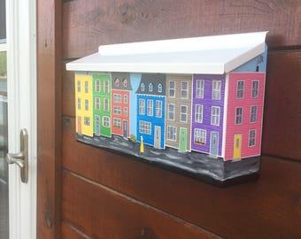 Newfoundland Jellybean Mailbox