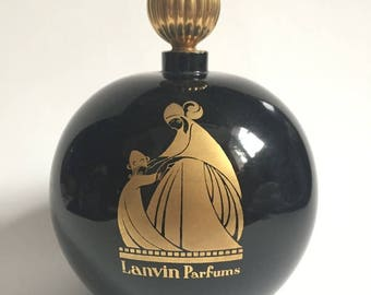 Lanvin perfumes giant ball
