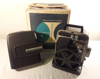Vintage Bell & Howell Auto Load 8mm Projector