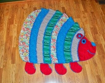 Animal Rag Quilt