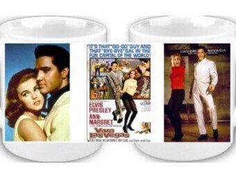 Elvis Presley - Viva Las Vegas -Coffee Mug