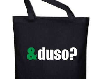 And you so fun jute bag