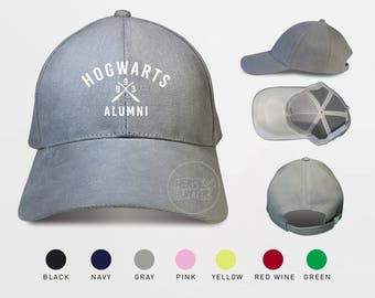 Hogwarts Alumni 993 Baseball Caps Harry Potter Caps Hogwarts Alumni Caps Tumblr Caps