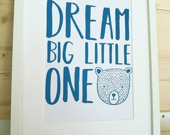 Dream Big Little One picture
