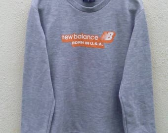 Rare!! New balance sweatshirt