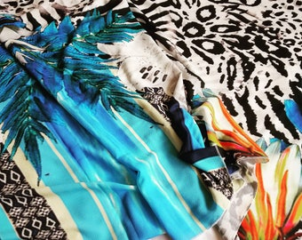 Turkish style scarf - Serenity Colours