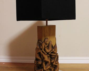 Gentle Touch lamp