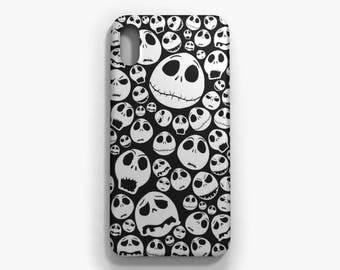 The Nightmare Before Christmas case iPhone X, iPhone 8/8Plus, iPhone 7/7Plus, iPhone 6/6S/6Plus, iPhone SE, iPhone 5/5s, Samsung  S8/ S8Plus
