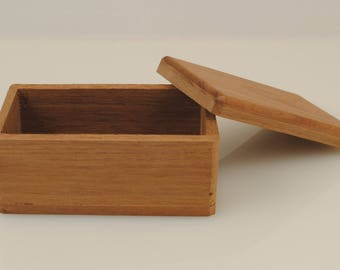 Walnut Wood Box