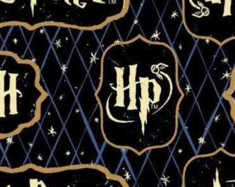 Harry Potter fabric sewing material new by the yard