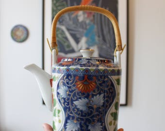 Japanese Teapot and Teacup