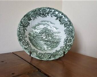"""J&B Meakin,"""" English Village"""", Ironstone Vegetable/Serving Bowl"""
