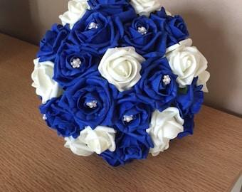 Custom Wedding Bouquets