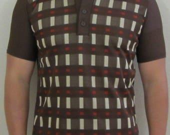 Awesome Vintage Men's Shirt by Encino Fairmont – Men's Large