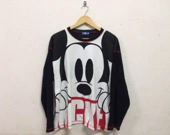 Rare Mickey Mouse Fullprint
