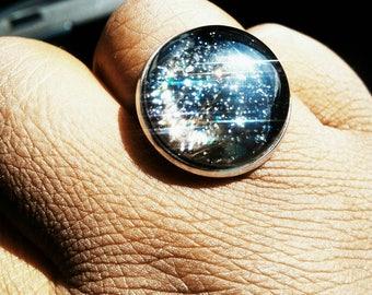 Ring Galaxy effect