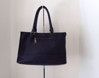 Bass Black Tote / Crossbody