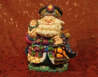 Moscow Crinkle Claus 1997 Christmas