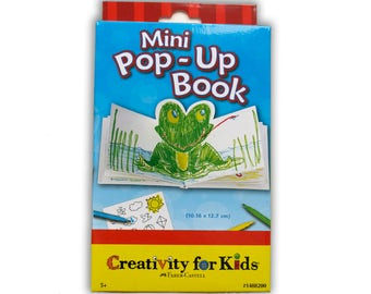 Children's Mini Pop-Up Book Kit