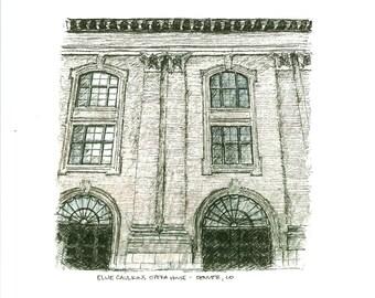 Ellie Caulkins Opera House | Denver, CO (PRINT)