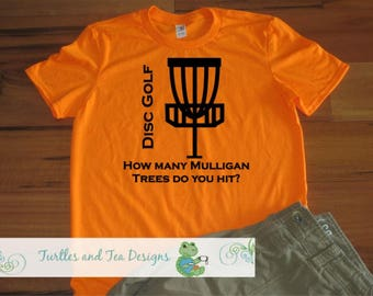 Disc Golf, Frisbee Golf Shirt