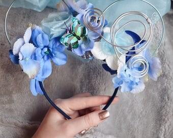 Cinderella Disney-Inspired Headband by FantasyEars