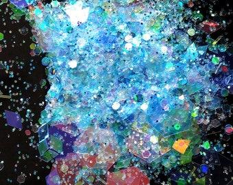 Dream Bubbles Body Glitter