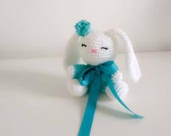Japanese Bunny Amigurumi