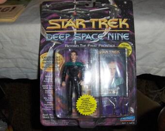 Lieutenant Jadzia Dax action figure from Star Trek DS9