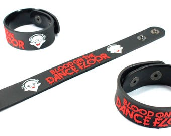Blood On The Dance Floor New! Rubber Bracelet Wristband Bewitched Bfr193Na