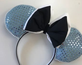 Alice and Wonderland inspired ears