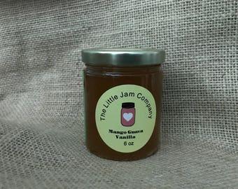Mango Guava Vanilla Jam
