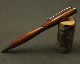 Babinga Wood Slimline Pen