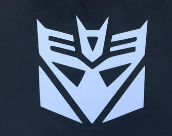 Transformers Decepticon Decal
