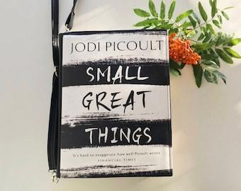 Small Great Things Book Bag Jodi Picoult Book Purse