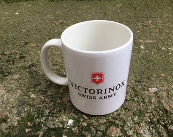 ceramic mug Victorinox swiss army