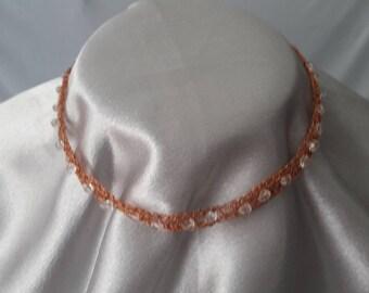 Woven copper wire Choker