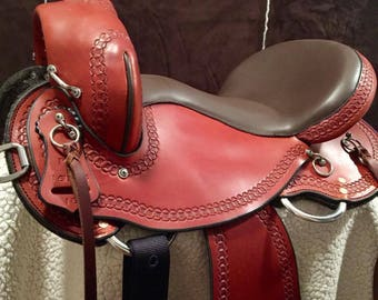 Lite Gaited Saddle