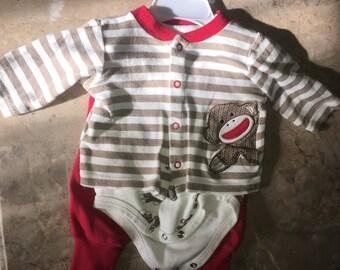 Baby Boy 0-3 months