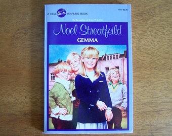 Gemma  by Noel Streatfeild - Older Reader Children's Book - Family, Streatfield