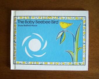 The Baby Beebee Bird by Diane Redfield Massie - Children's Book - Weekly Reader Book Club
