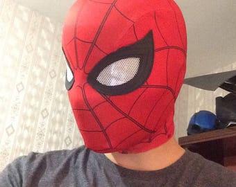 Spider-Man Homecoming mask