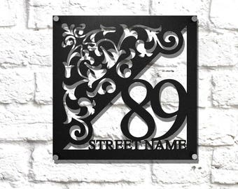 Personalised House Plaque
