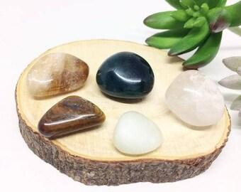 Wealth & Abundance - Crystal Set