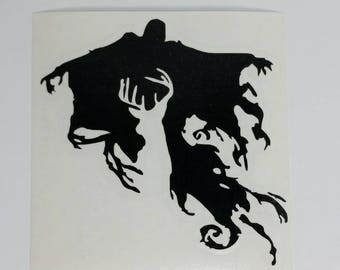 Harry Potter Dementor Stag Vinyl Decal