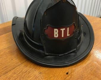 Vintage Cairns Firefighter Helmet