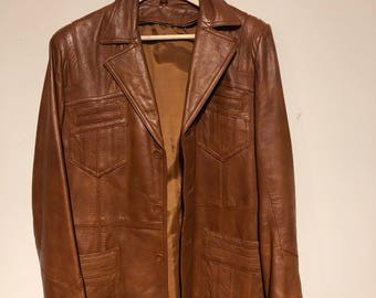 Vintage Military Coat