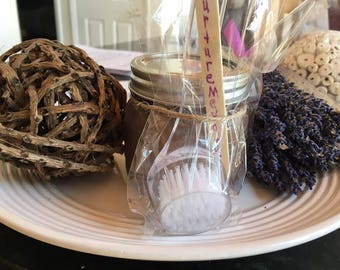Lavender/ Calendula Face Scrub