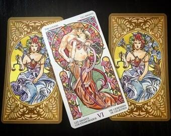 3 Card Love Tarot Reading