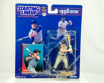 Starting Lineup Baseball 1998 Series Darin Erstad Action Figure Angels
